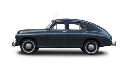 Retro classic car.