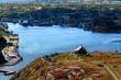 Queen's Artillery Battery on Signal Hill St. John's Newfoundland