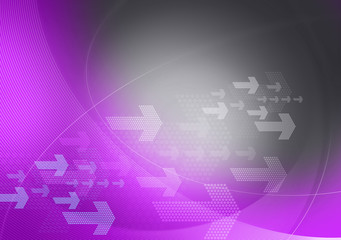 purple grey graphic arrows backdrop