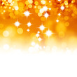 shiny gold sparkles background