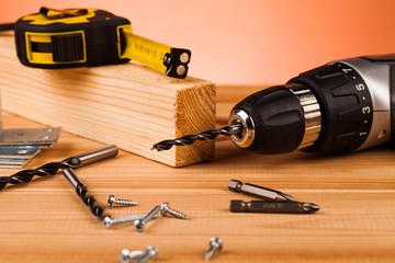 wood mounting tools