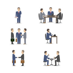 business negotiations