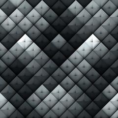 dark grey squares hard metal background