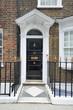 Porte Notting Hille à Londres