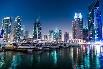 Gród Dubai Marina, Zjednoczone Emiraty Arabskie