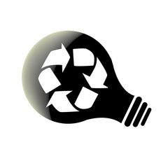 recyclable lightbulb