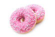 Pink Doughnuts
