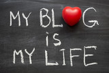 blog is my life
