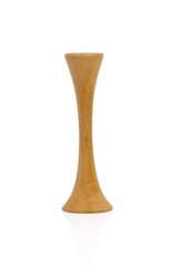 Wooden stethoscope