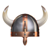 Viking Helmet II. Clipping path