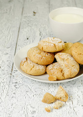 Shortbread cookies, Polvorones