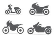 motorcycle pictos