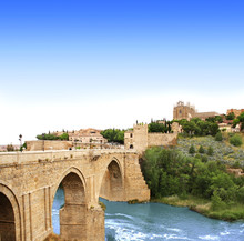 Pont de Tolède, Espagne