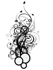 cercle et arabesques