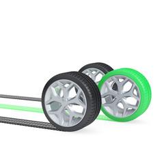 Green Tire concept