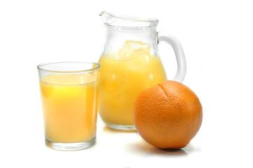 Zumo de naranjas