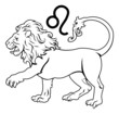 Leo zodiac horoscope astrology sign
