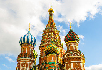 st basil cathedral ,red square