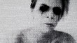 Vintage Horror Static Creepy