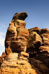 canyon rock formation
