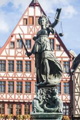 Justitia Frankfurt