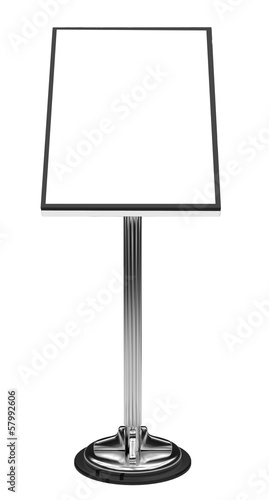 Display Advertising Stand