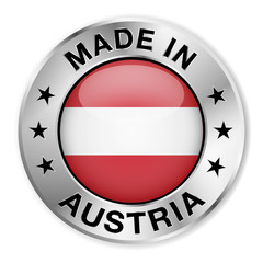 Made In Austria Silver Badge