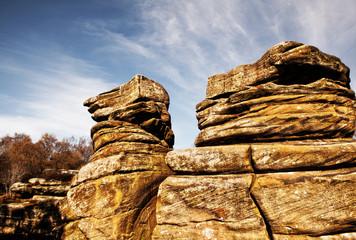 rock plateau