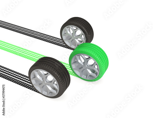 Green Tire concept II