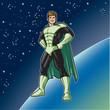 Green Hero Stand