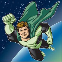 Green Hero Fly