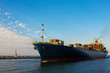 Container ship - 57998639