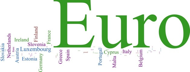 Word Cloud: Euro