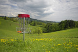 Disc-Golf-Korb