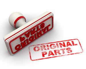 Original partst. Печать и оттиск