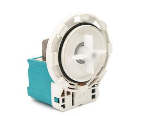 motor pump isolated