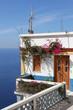 Haus an der Klippe auf Karpathos