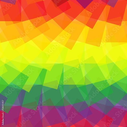 Seamless graphic geometric abstract pattern