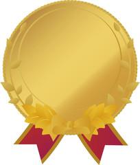 金色のメダル