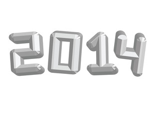 2014 Graphic. Vector eps 10 / clip art