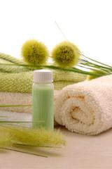 Wellness Ampule Grün
