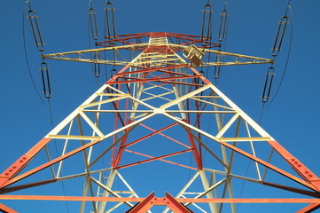 Electric Power Line Pylon