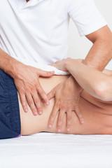 Rückenmanipulation,