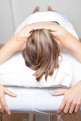 Massage vorbereiten