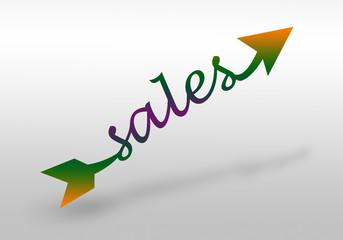 Rising Sales