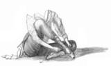 ballet shoes - 58023636