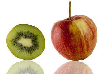 Kiwi e Mela