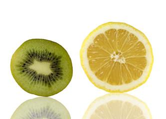 Kiwi e Limone