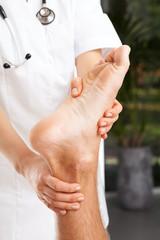 Rehabilitation of ankle
