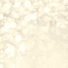 Gold Festive Christmas background. Abstract twinkled bright back